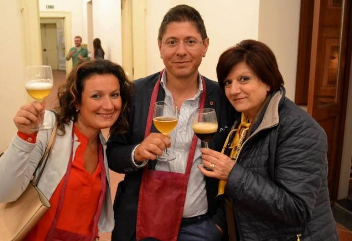 La quarta edizione di Birra in Villa con Carmine Capuano ed Enza Lambiase