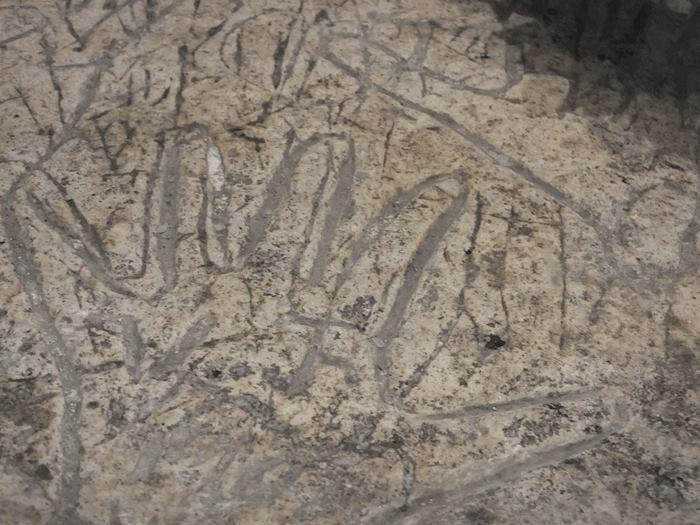 Le impronte dei Pellegrini e dei crociati