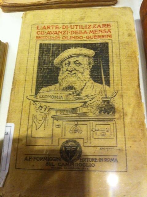 Libro di cucina