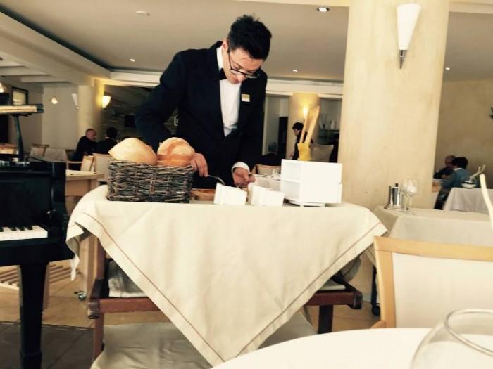 Luca Biafora e il pane