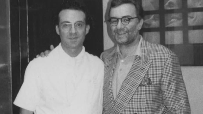 Massimo Bottura e Alain Ducasse