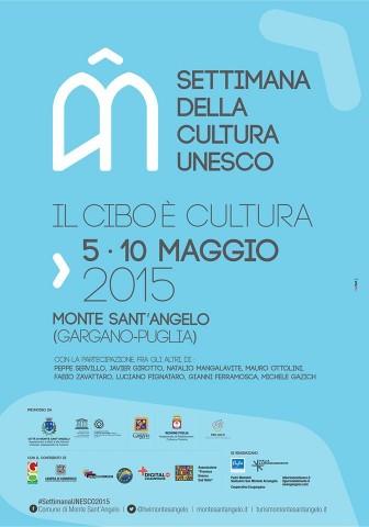 Settimana della cultura gastronomica Unesco a Monte Sant'Angelo