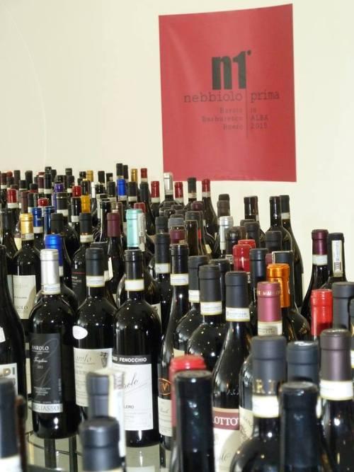Nebbiolo Prima, i vini in degustazione