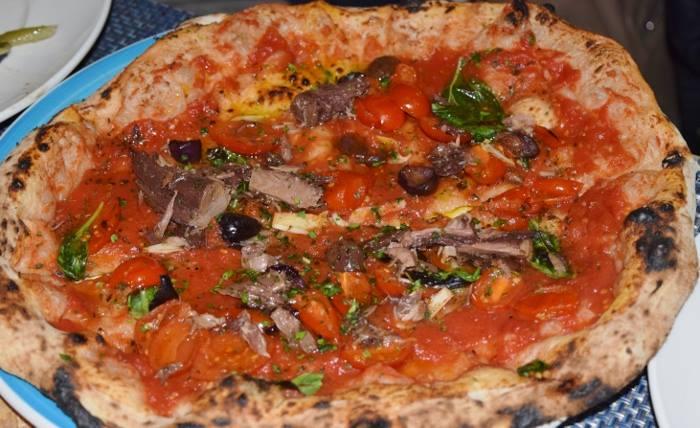 Pizza Da Marzamemi a Torre del Greco solo andata