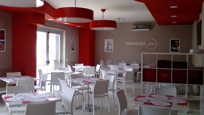 Pizzeria Bella Napoli, la sala