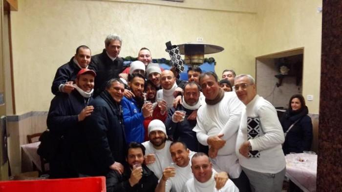 Pizzeria Di Matteo, lo staff