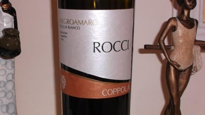 Rocci Negroamaro Bianco Puglia Igt 2014 Coppola