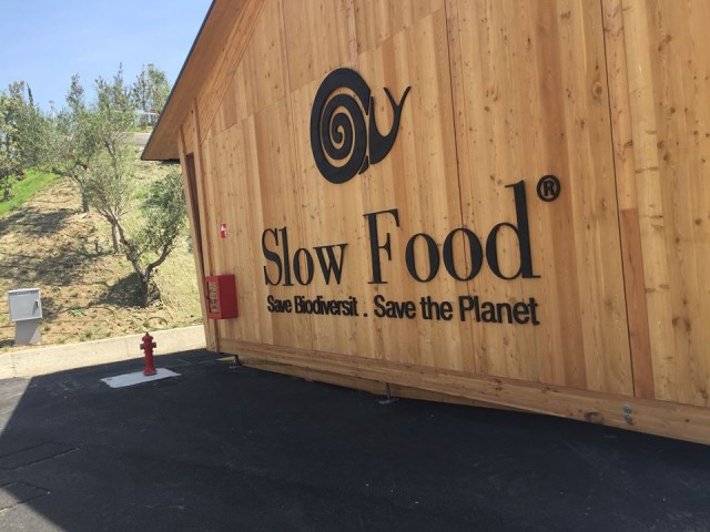 Slow Food a Expo
