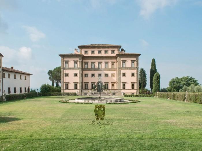 Villa Rospigliosi ristorante Atman