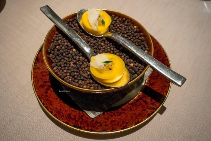 Vun, Tortelli cacio, pepe ed erbapepe