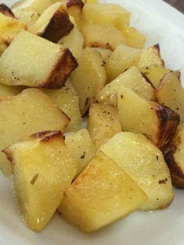 Dar Moschino, le patate al forno