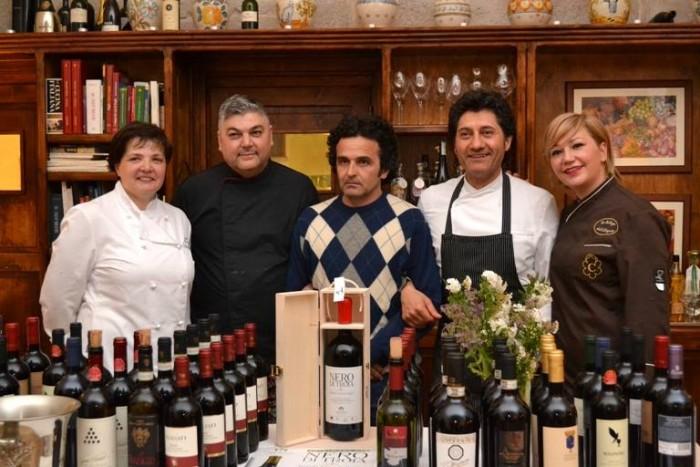 i cinque chef