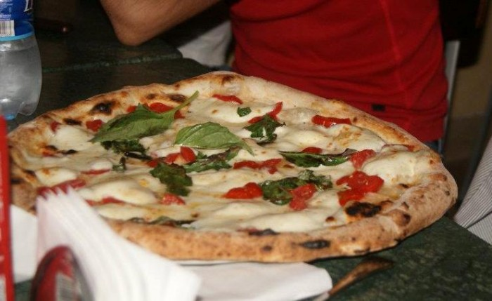 la pizza di Pellone