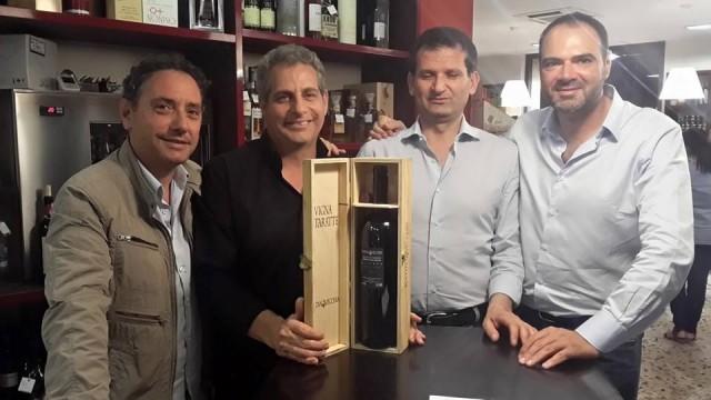 Giancarlo De Luca - Antonio Paradiso - Libero Rillo - Antonio Callea