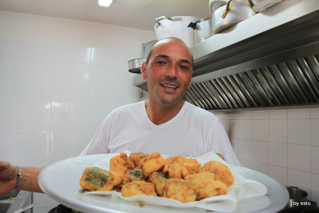 Agriturismo Il Gruccio Salvatore Di Meo il cuoco