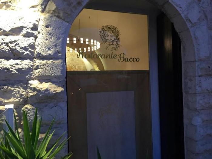 Bacco a Barletta