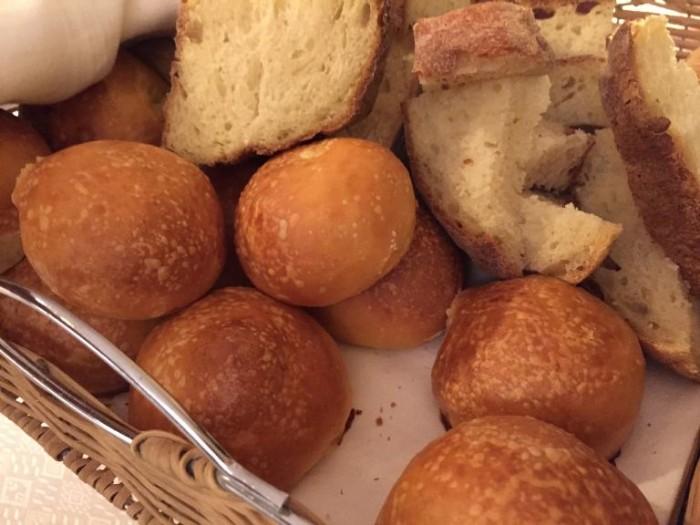 Bacco a Barletta, il pane