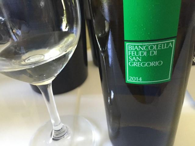 Biancolella 2014 Feudi di San Gregorio