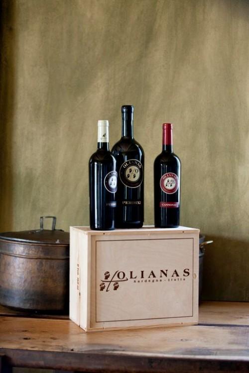 Cantina Olianas, i vini