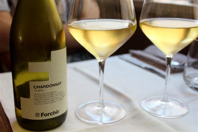 Chardonnay Forchir - Claps