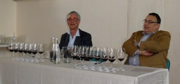 Christian Roger e Moreno Petrini