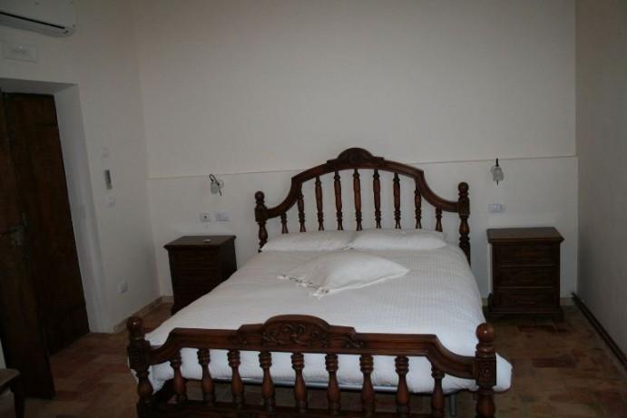 Ciavolich, una delle camere