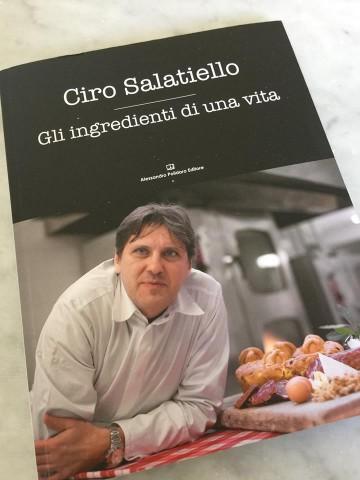 Il libro di Ciro Salatiello