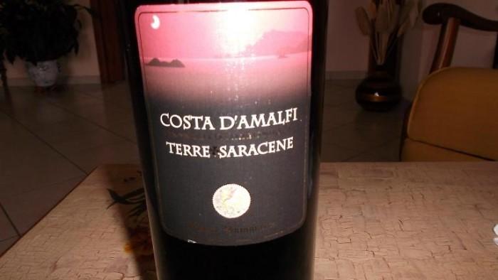 Costa d'Amalfi Terre Saracene Rosso Doc Ettore Sammarco