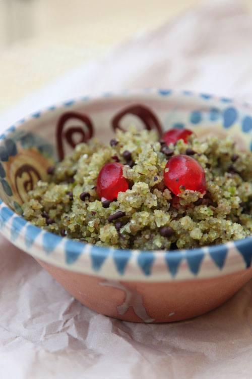 Cous cous dolce delle monache di S.Spirito (foto di Sigrid Verbert)