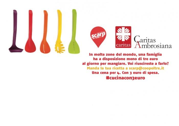 #Cucinacon3euro