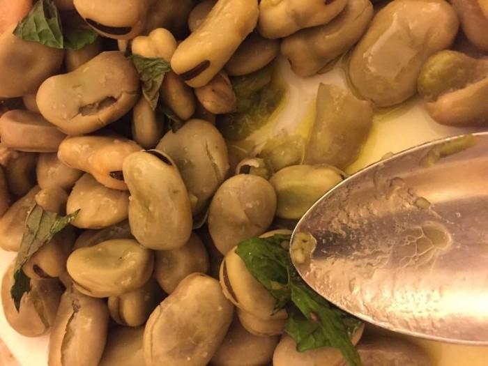 Da Fifina, fave e cipolle
