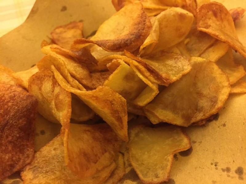 da Fifina, le patatine