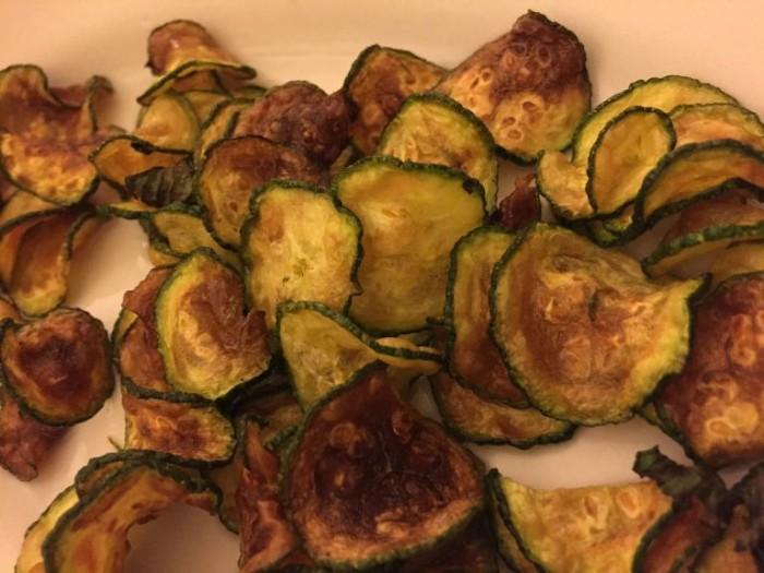 Da Fifina, zucchine alla scapece
