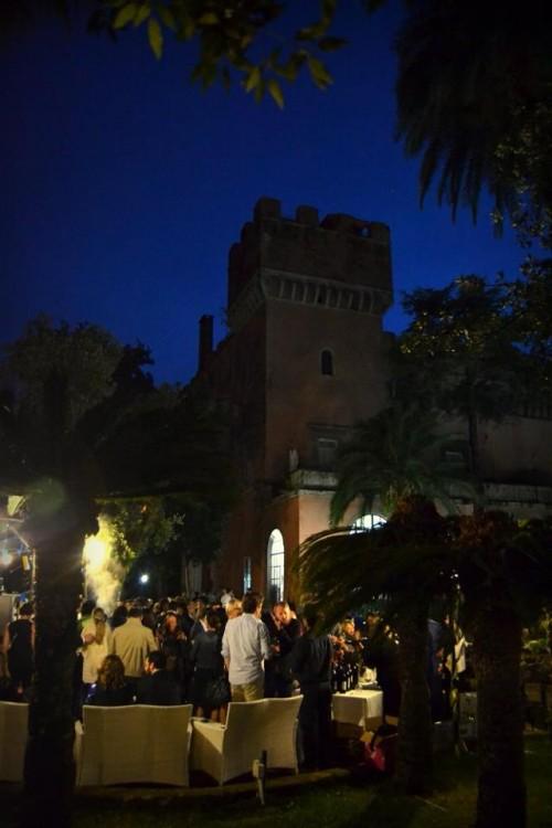 Festa a Vico a Castello Giusso