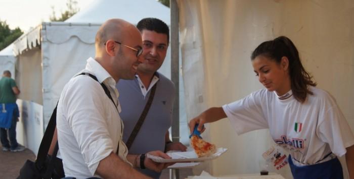 Festival Polselli 2015, la degustazione delle pizze
