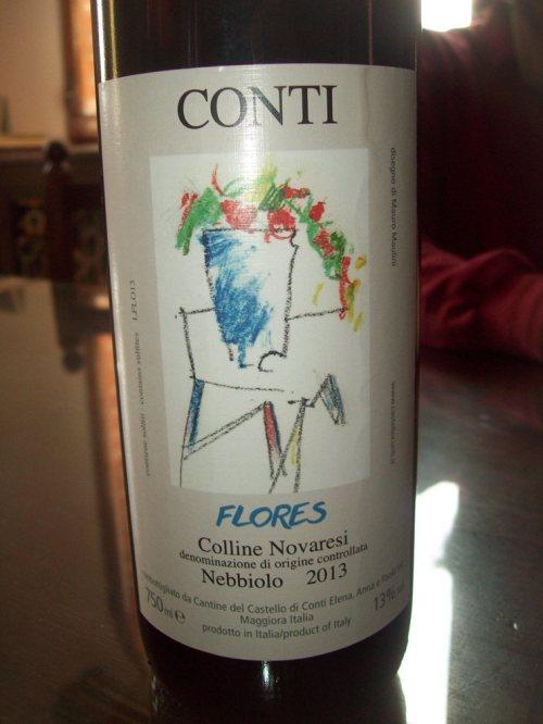 Flores 2013  Cantine del Castello Conti