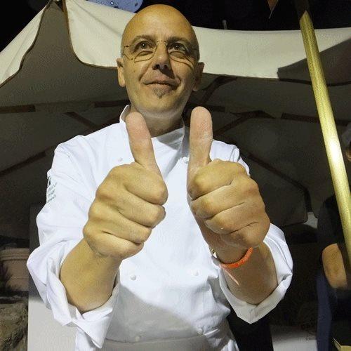 Franco Pepe, Pepe in grani - Caiazzo