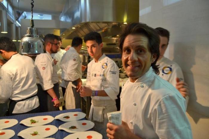 Giuseppe Di Martino, il sous chef di Gennaro Esposito