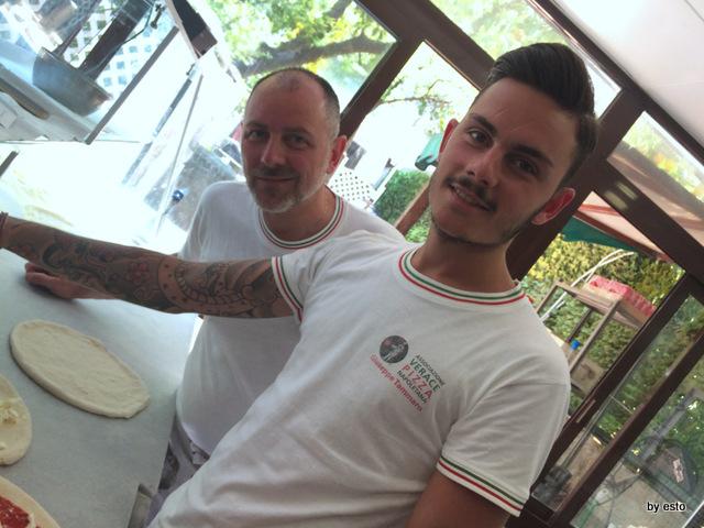 Trattoria Caprese Giuseppe e Antonio Tammaro