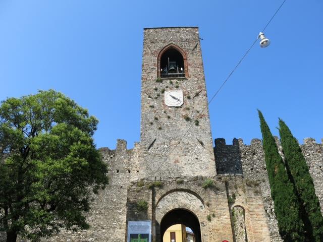 Italia in Rosa 2015, il castelloItalia in Rosa 2015, il castello