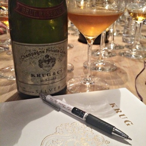 Krug Private Cuvée