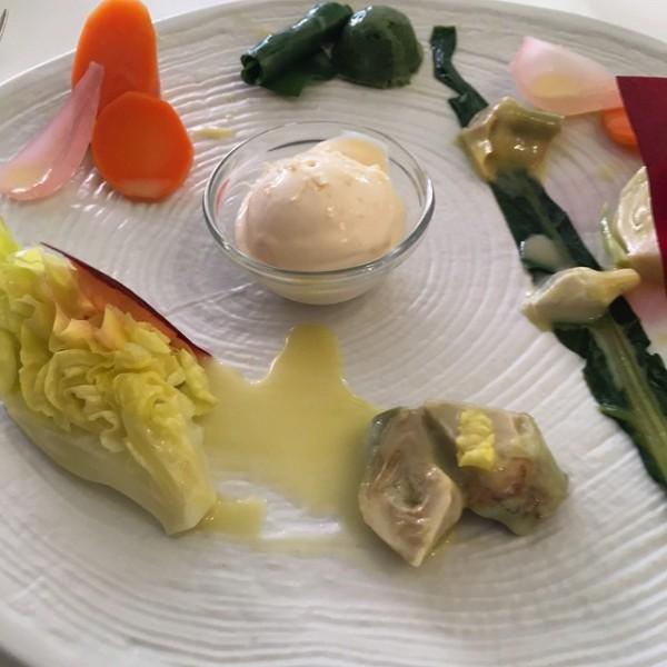 L'insalata di Ernesto (foto di maurizio Cortese)