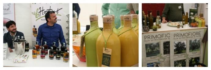 Liquori tipici e olio extravergine