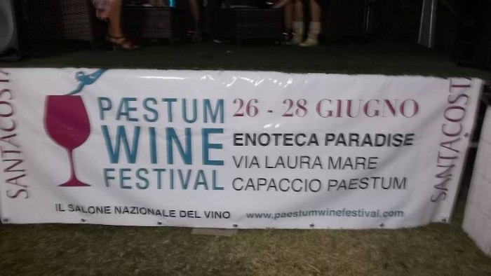 Paestum Wine Festival