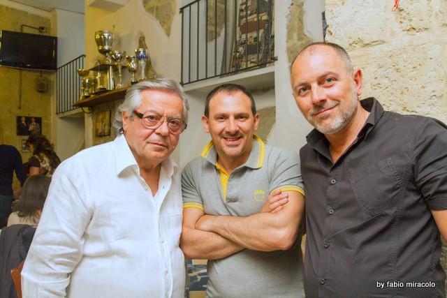 Maria Cacialli Pizzeria La figlia del Presidente il nuovo look. Antonio Starita, Gaetano Genovesi, Antonio Tammaro