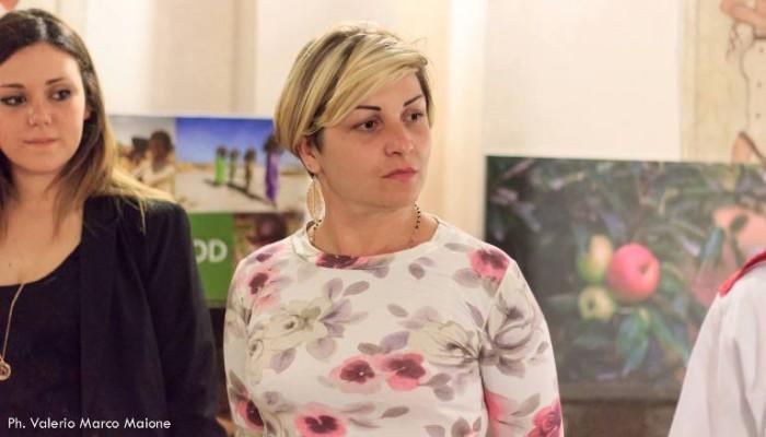 Maria Vivenzio di Cantine Colle Spadaro