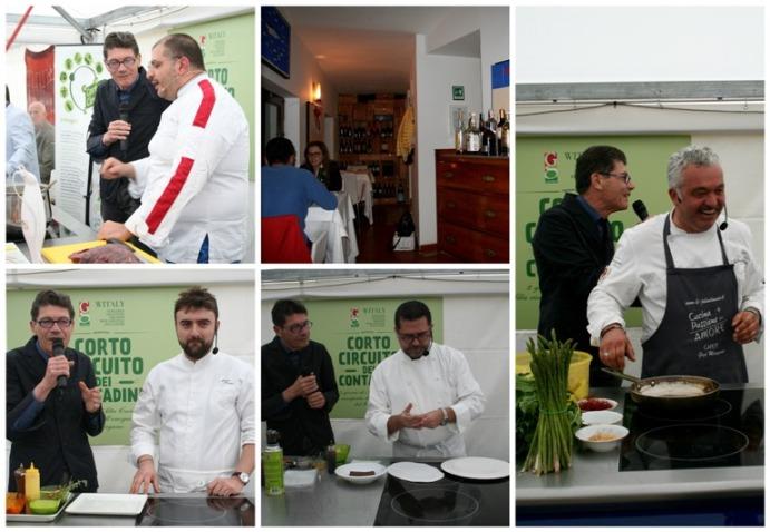 Nicola Russo, il ristorante Porta di Basso a Peschici, Gegè Mangano, Angelo Sabatelli, Mario Musci