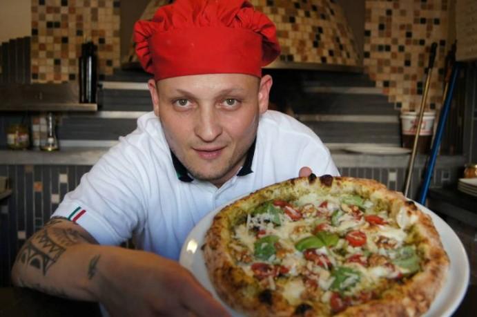 Nonsoke pizza e cucina. Pasquale De Matteo