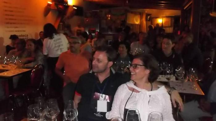 Paestum Wine Festival, pubblico presente alla verticale di Fiorduva