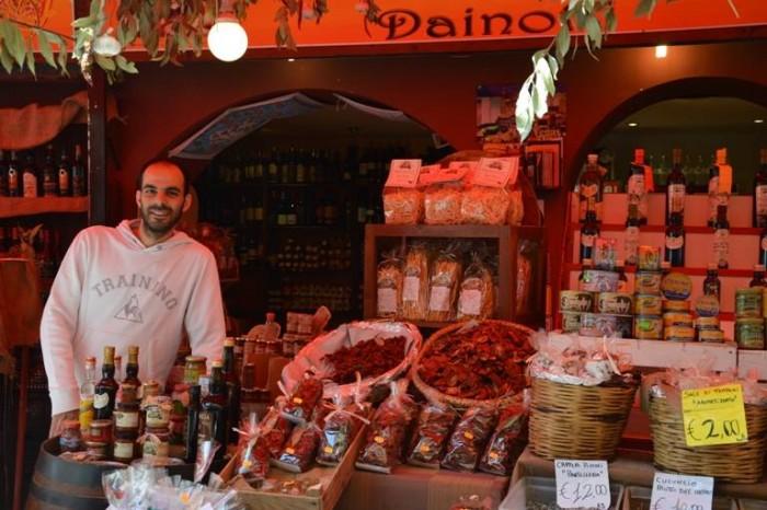 Palermo, Il Capo